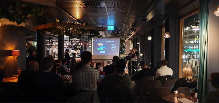 Stockholm Kafka and RabbitMQ Meetup!
